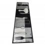 """Tapis de cuisine 50 X 150 cm - """"Sel et poivre"""" - karpet"""