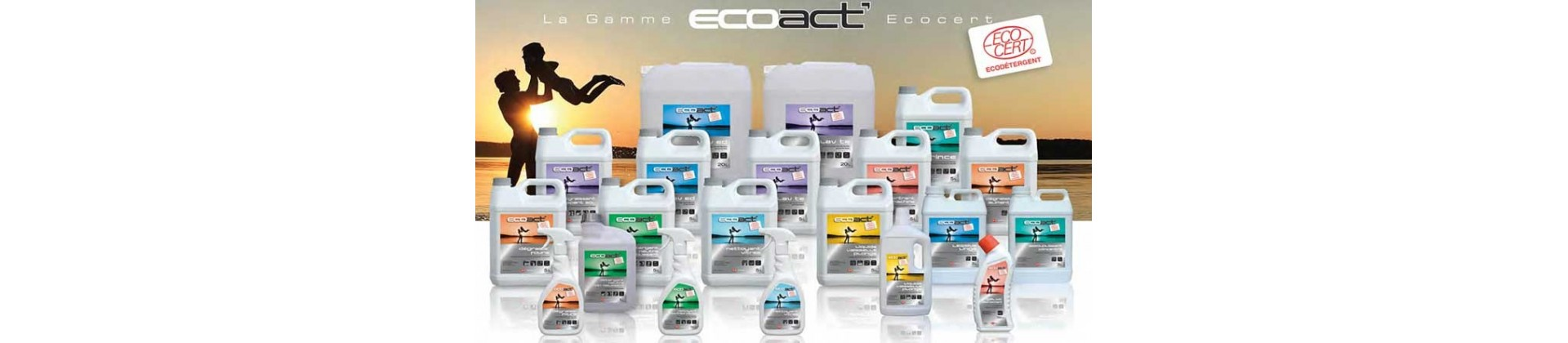 Nettoyants écologiques Ecocert
