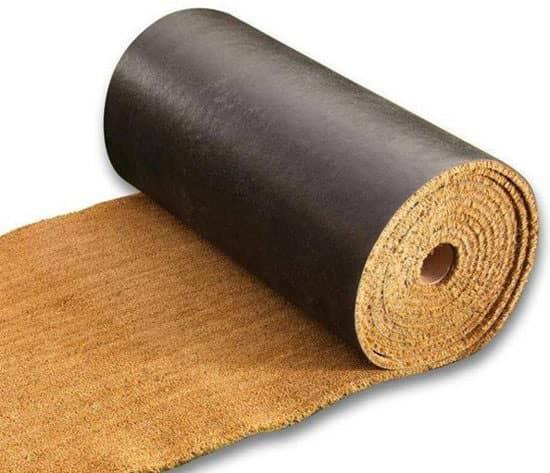 tapis coco sur mesure